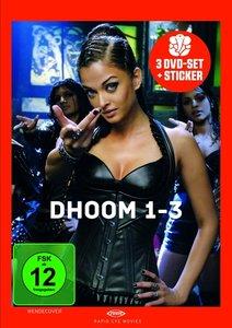 Dhoom 1-3