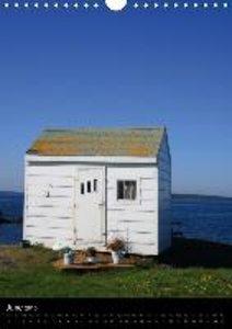 Canada Province Nova Scotia (Wall Calendar 2015 DIN A4 Portrait)