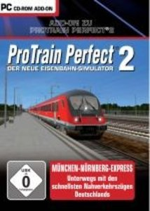 Pro Train Perfect 2 - PTP 2 - Thema München-Nürnberg-Express