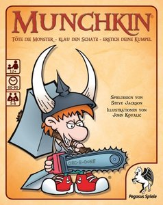 Munchkin (Kartenspiel)