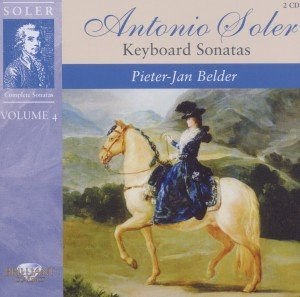 Soler: Keyboard Sonatas Vol.4