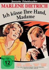 Marlene Dietrich-Ich Küsse Ihre Hand..