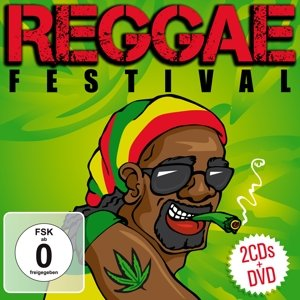 Reggae Festival.2CD+DVD