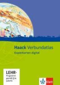 Haack Verbundatlas. Kopierkarten digital