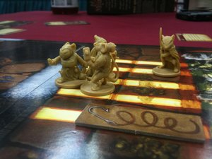 Heidelberger PH100 - Mice & Mystics ENGLISH