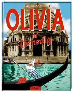Olivia in Venedig