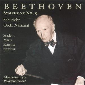 Sinfonie 9 (Montreux 1954