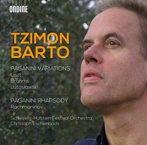 Paganini-Variationen/Paganini-Rhapsodie