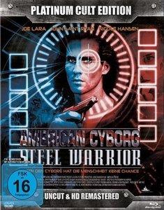 American Cyborg - (Platinum-Cult-Edition)