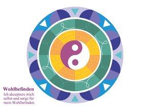 Mandalas (Tischaufsteller DIN A5 quer)