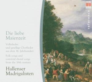 Die Liebe Maienzeit-Volkslieder Und Chorlieder