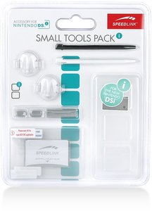 SMALL TOOLS PACK, 8in1 - for NDSi, white