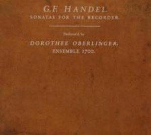Sonatas For The Recorder