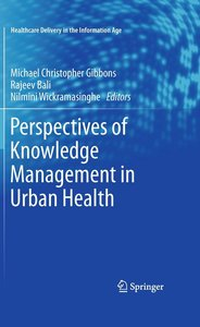 Urban Health Knowledge Management