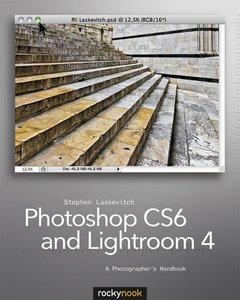 Photoshop CS6 and Lightroom 4