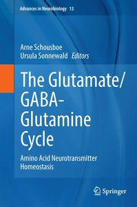 The Glutamate/Gaba-Glutamine Cycle