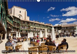 Getaway from Madrid (Wall Calendar 2015 DIN A3 Landscape)