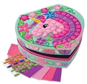 Invento 620110 - Mosaics Unicorn JewelBox