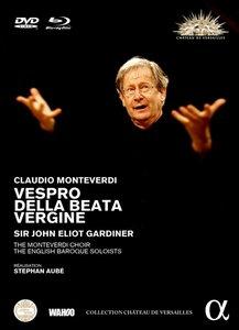 Vespro della Beata Vergine (DVD & Blu-ray)