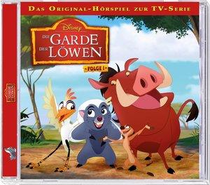 Disney - Die Garde der Löwen 01: Makuu der neue Anführer / Banga