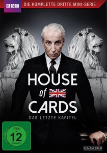 House of Cards - Die komplette 3. Mini-Serie