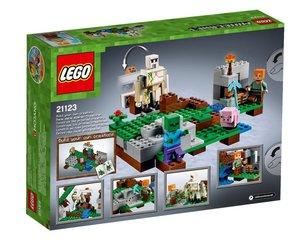 LEGO Minecraft 21123 Der Eisengolem
