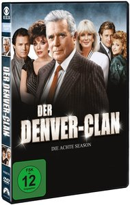 Der Denver-Clan - Season 8 (6 Discs, Multibox)