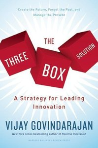 The Three Box Solution: A Strategy for Leading Innovation