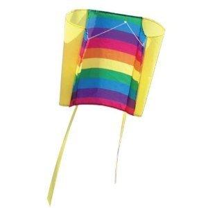 Invento 102332 - KitenBook: Sleddy Rainbow + Buch