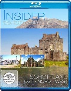 Insider - Schottland (3 Filme: Schottland West, Nord + Ost)
