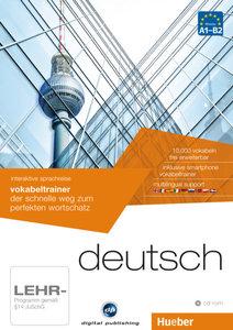 Interaktive Sprachreise: Vokabeltrainer Deutsch