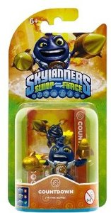 Skylanders Swap Force - COUNTDOWN (Single Character)