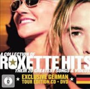 Roxette Hits CD & DVD