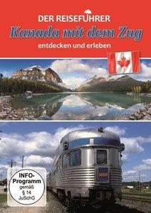 Der Reiseführer Kanada mit dem Zug
