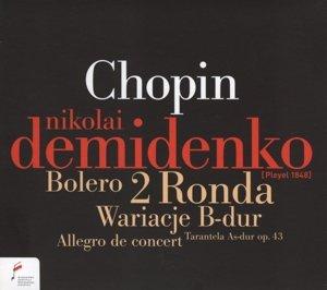 Bolero/2 Ronda/Allegro de Concert/Variations...