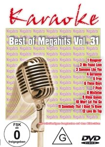 Best Of Megahits Vol.31-Karaoke DVD
