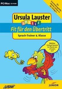 Ursula Lauster: Fit für den Übertritt - Sprach-Trainer 4. Klasse