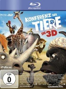 Konferenz der Tiere 3D