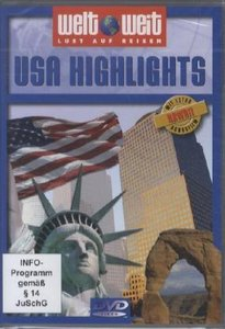 USA-Highlights (Bonus Hawaii) Neuverfilmung