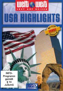 USA-Highlights (Bonus Hawaii) Neuverfilmung