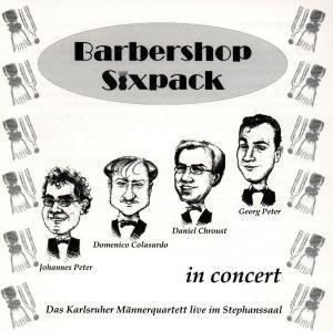Barbershop Sixpack In Concert