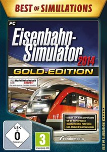 Best of Simulations: Eisenbahn-Simulator 2014 - Gold-Edition