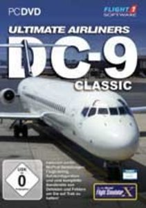 Flight Simulator X - FSX Ultimate Airliners DC-9 Classic