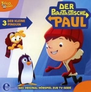 (3)Original Hörspiel z.TV-Serie-Der Kleine Pinguin