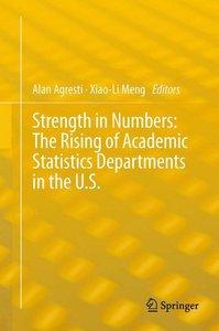 Strength in Numbers: The Rising of Academic Statistics Departmen