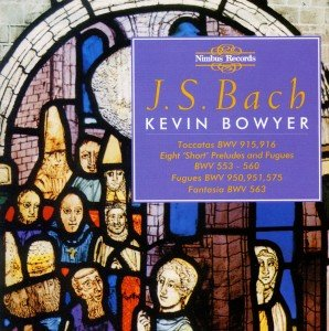 Bach Organ Works Vol.4
