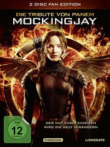 Die Tribute von Panem - Mockingjay Teil 1. Fan Edition