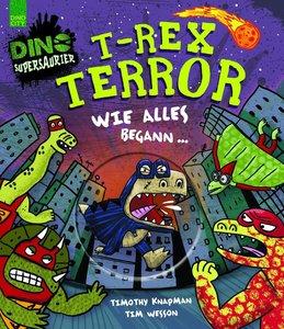 Dino Supersaurier T-Rex Terror