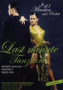 Last minute Tanzkurs-In 10 Minuten aufs Parkett