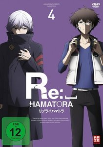 Re: Hamatora - 2. Staffel - DVD 4